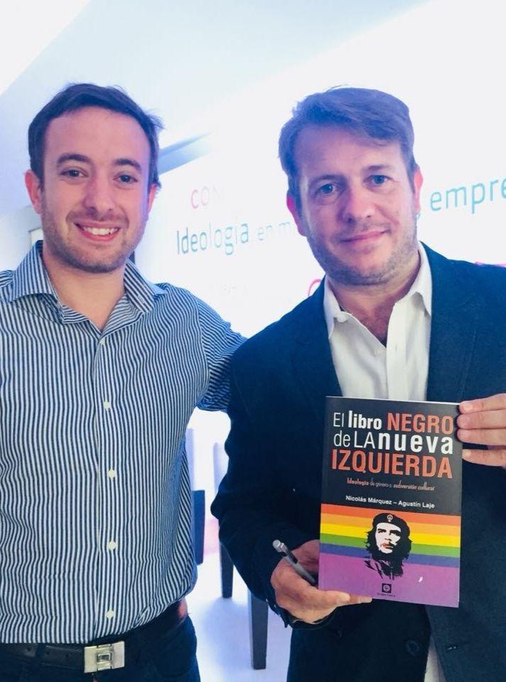 Auge Y Caída Del Polémico Libro De Los Argentinos Laje Y Márquez En Perú La Mala Fe